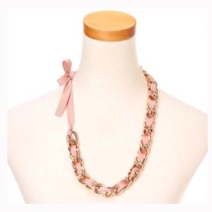 Jewelry - Ribbon 🎀 chain chunky necklace